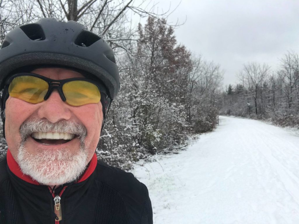Velo Club Roubaix - Winter Trail Ride