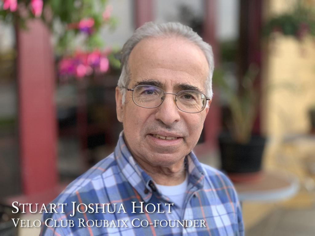 Stuart Joshua Holt