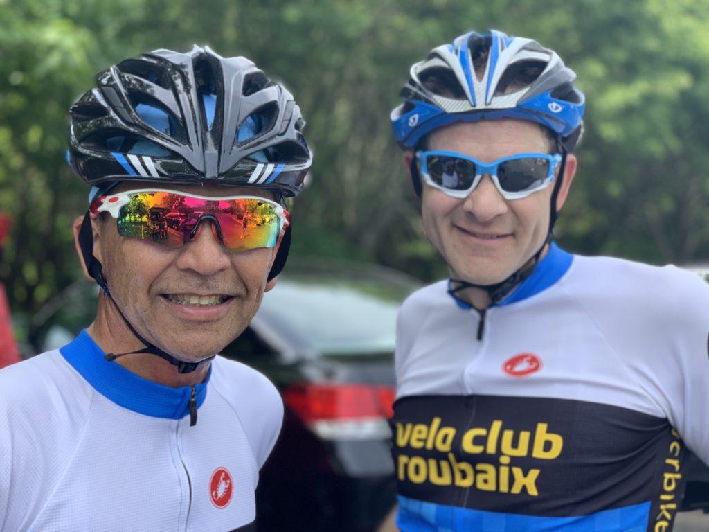 Velo Club Roubaix - Felix and Jay