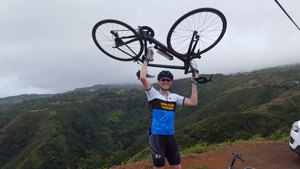 Velo Club Roubaix - At the summit