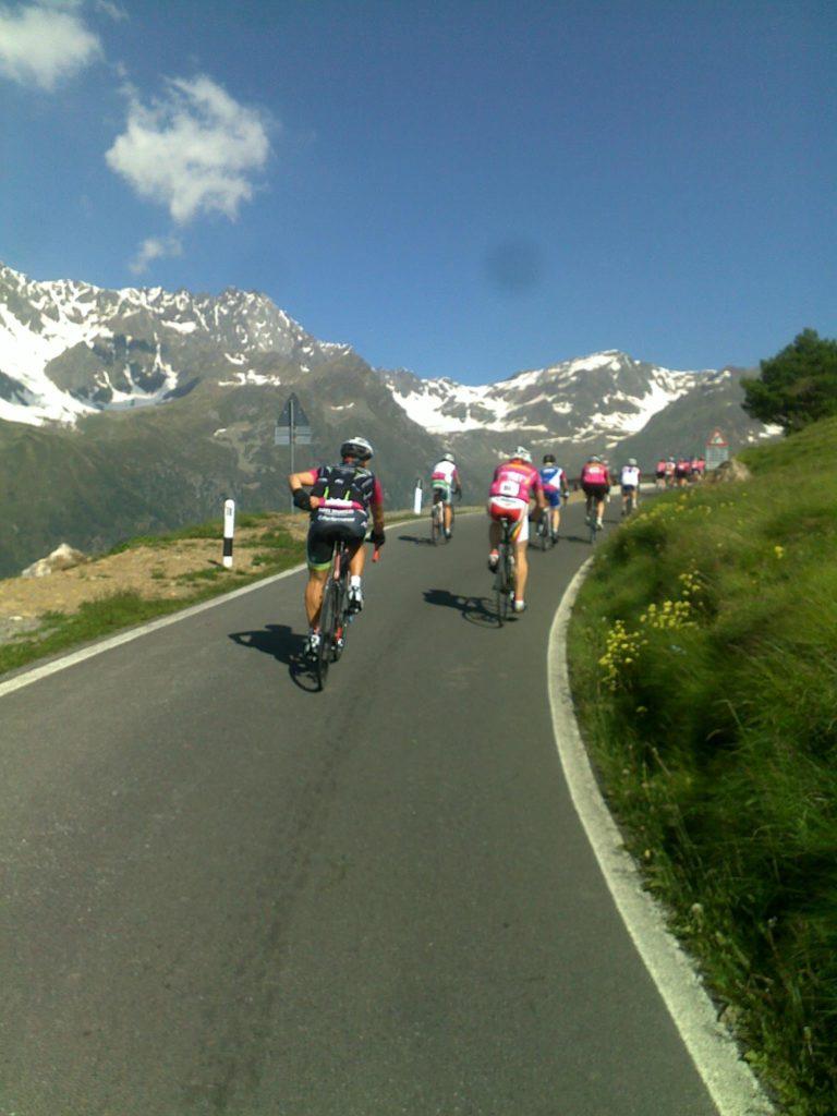 Velo Club Roubaix - Italian Alps - Gavia pass