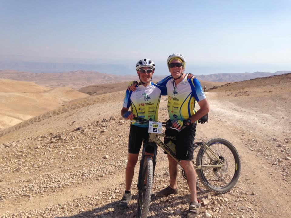 Velo Club Roubaix - Negev, Israel
