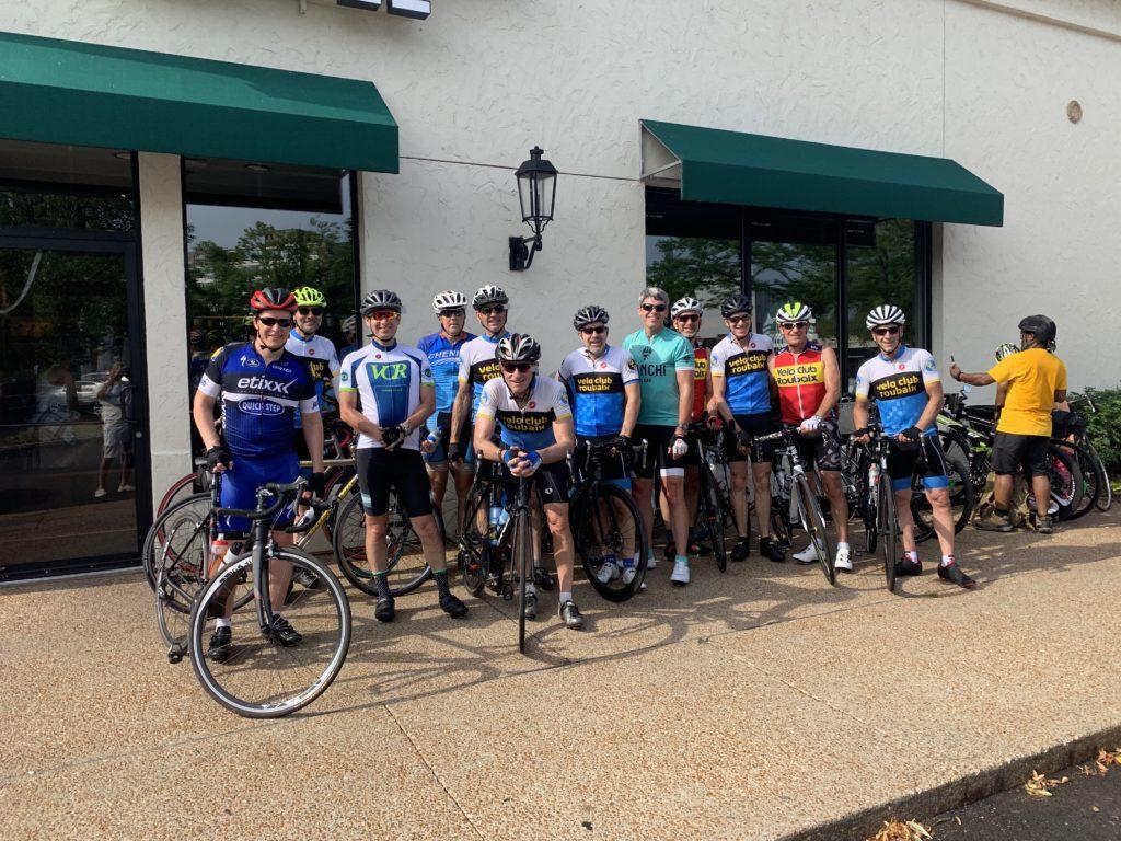 Velo Club Roubaix - Group Picture - Evanston 2019