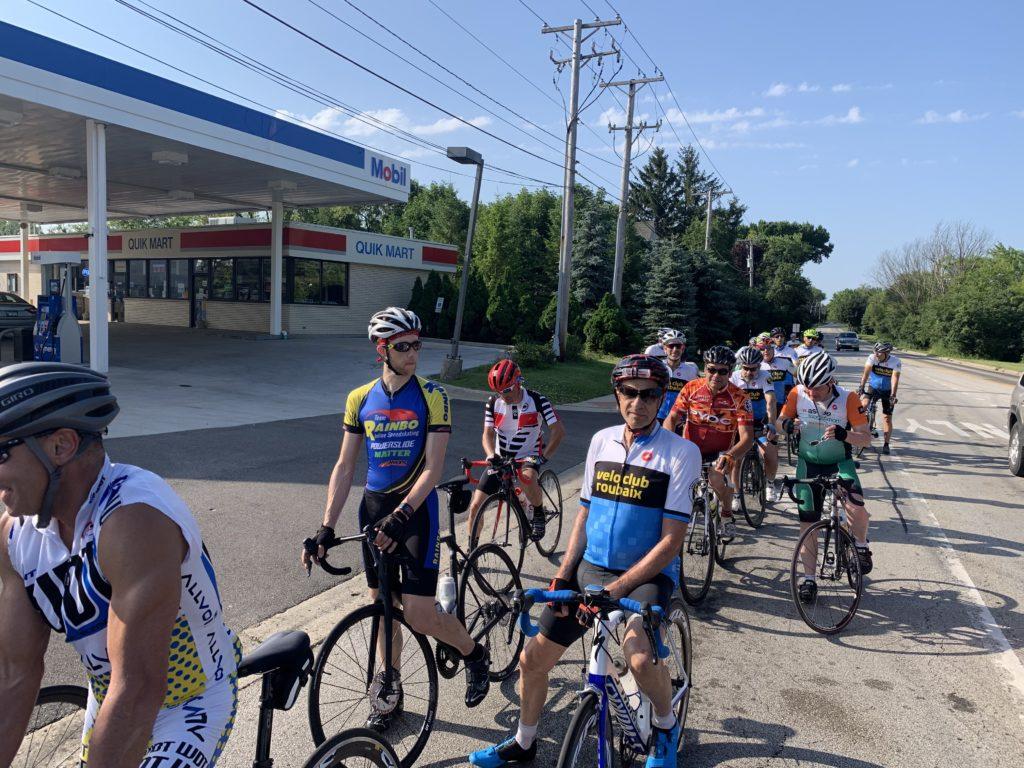 Velo Club Roubaix - Guest Riders