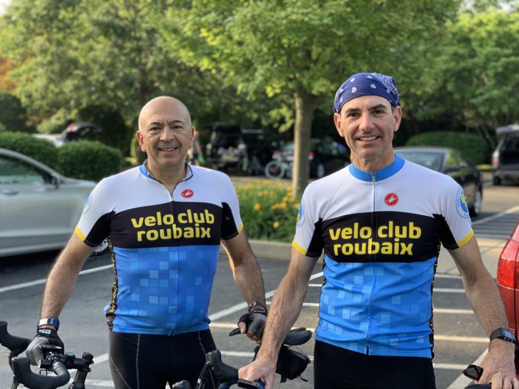 Velo Club Roubaix - John and John